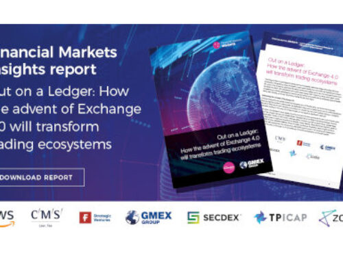 Article: Report – Out on a Ledger: How the advent of Exchange 4.0 will transform trading ecosystems