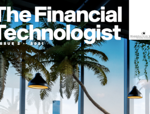 Article: The Financial Technologist – 2021 2nd Edition